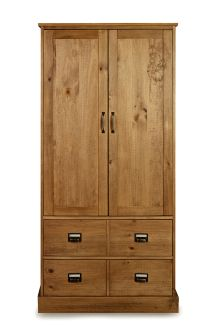 Highbury Double Wardrobe