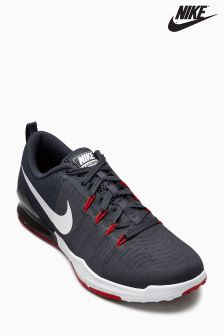 Nike Black/Red Zoom Train Action Training Shoe