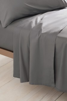 Cotton Rich Plain Dye Flat Sheet