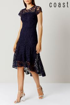 Coast Blue Candice Lace Dress