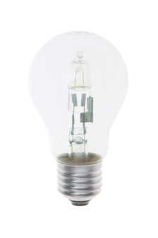 2 Pack 42W Halogen Edison Screw Bulb
