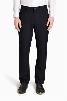 Mens Jeans Style Trousers | 5 Pockets Jeans Style Trousers | Next