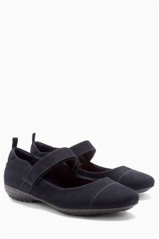 Forever Comfort Sporty Mary Janes