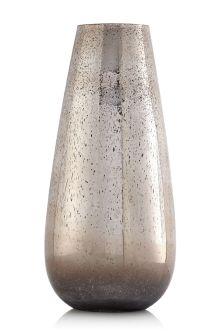 Champagne Bubble Glass Vase