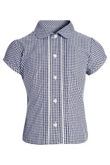 Gingham Blouse (3-14yrs)