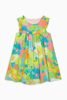 Floral Print Sundress (3-16yrs)
