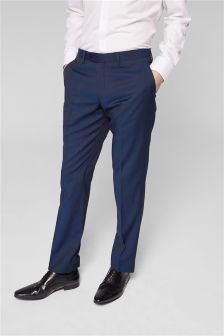 Italian Wool Suit: Trousers
