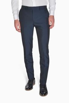 Plain Front Trousers