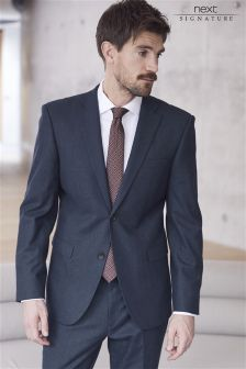 Signature Flannel Suit