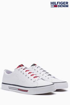 Tommy Hilfiger White Starboard Sneakers