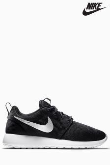 Nike Black/Silver Roshe One