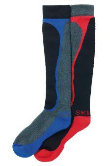 Ski Socks Two Pack