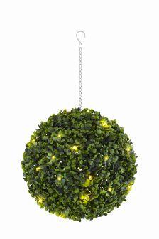 Solar Topiary Ball