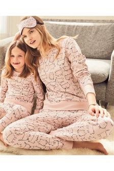 Cotton Print Pyjamas