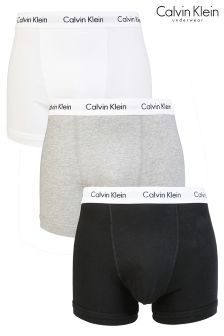Calvin Klein Low Rise Trunks Three Pack