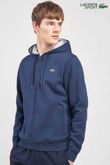 Lacoste® Sport Zip Through Hoody