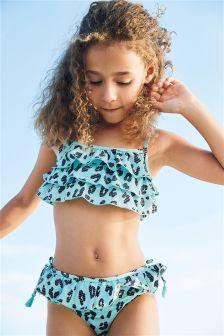 Leopard Bikini (3-16yrs)