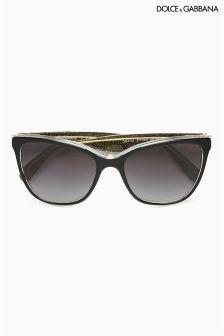 Dolce and Gabbana Glitter Sunglasses