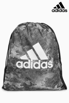 adidas Grey Gym Sack
