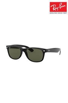 Black Ray-Ban® Wayfarer 2 Polarised Sunglasses