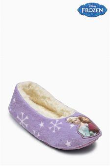 Disney™ Frozen Ballerina Slippers (Older Girls)