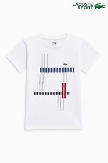 Lacoste® Sport Graphic Tee