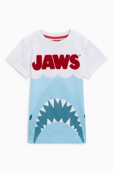 Short Sleeve Jaws™ T-Shirt (3mths-6yrs)