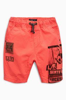 Skate Drop Crotch Shorts (3-16yrs)