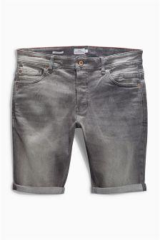 Regular Denim Shorts