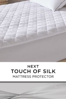 Sleep In Silk Mattress Protector Studio Collection By Next