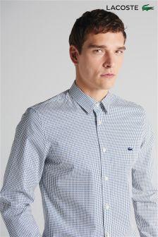 Lacoste® Navy Stripe Shirt
