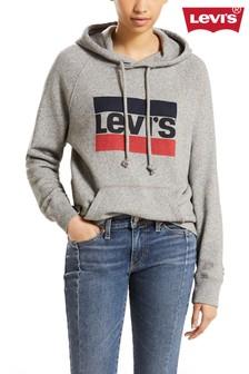 Levi's® Grey Sports Hoody