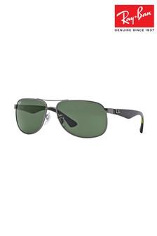 Gun Metal Ray-Ban® Sunglasses