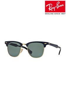 Ray-Ban® Aluminum Clubmaster Sunglasses
