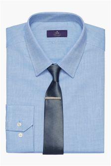Forward Point Collar Shirt