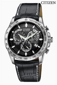 Citizen Eco Drive® Chronograph A.T Watch
