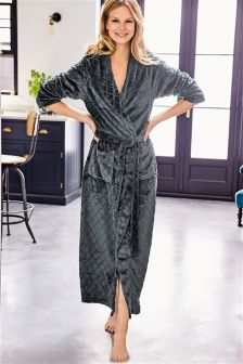 Diamond Soft Touch Robe