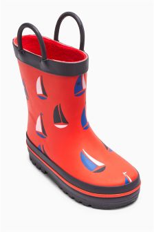 Wellington Boots (Younger Boys)