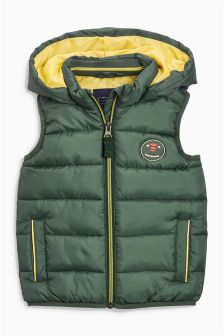 Dragon Gilet (3mths-6yrs)