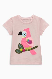 Parrot T-Shirt (3mths-6yrs)