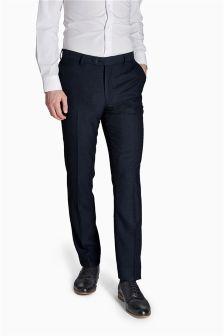 Birdseye Suit: Trousers