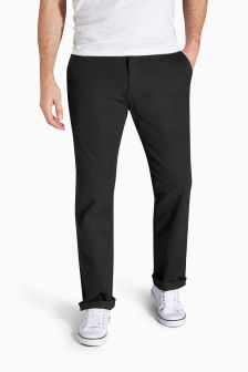 Straight Fit Golf Chinos