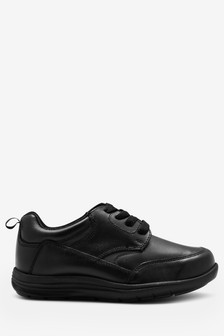 Sporty Leather Lace-Ups (Older Boys)