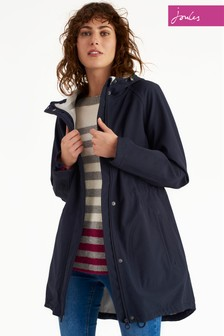 Joules Blue Waterproof Westport Jacket