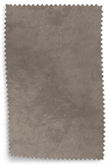 Monza Leather Effect Silver Fabric Roll