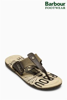 Barbour® Brown Whitley Sandal