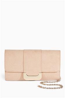 Foldover Clutch Bag