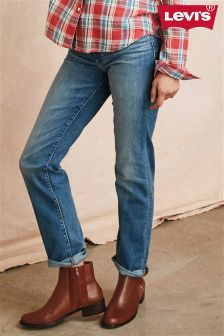 Levi's® 714™ Straight Backtrack Light Wash Jean