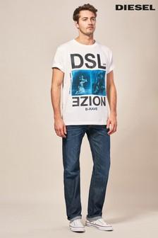 Diesel® Dark Wash 806W Larkee Straigh Fit Jean