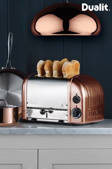 Dualit Copper Classic 4 Slot Toaster